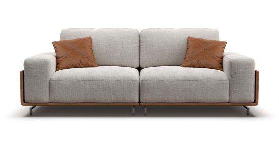 Прямой диван BOTTERA фото