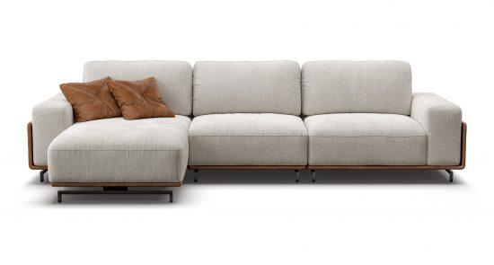 Угловой диван BOTTERA фото