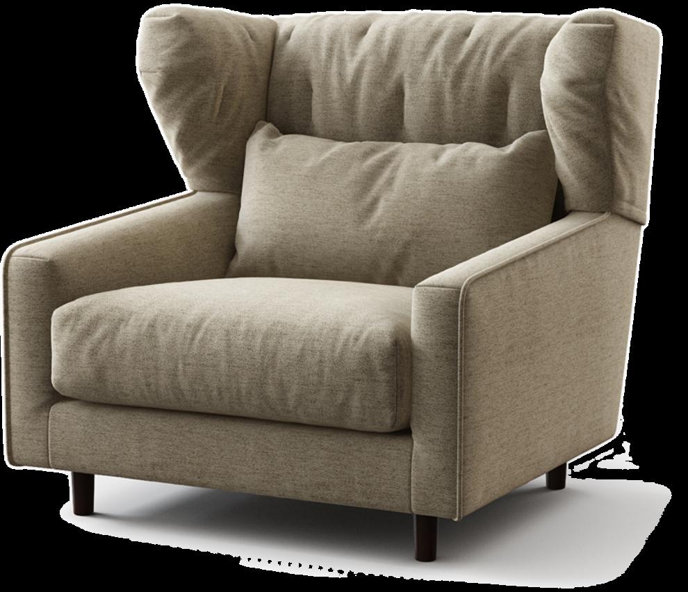 Кресло Milton детали