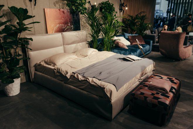 Ліжко LANA видео