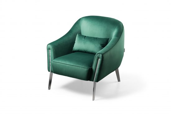 PANDORA L armchair фото 3