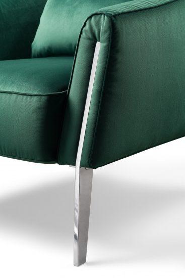 PANDORA L armchair фото 4