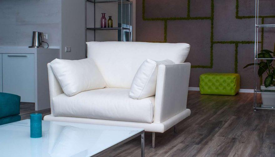 Кресло Alfinosa фото в интерьере