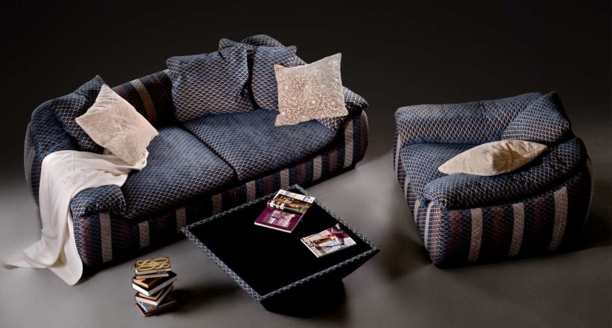 Ilaria sofa in the interior фото 2