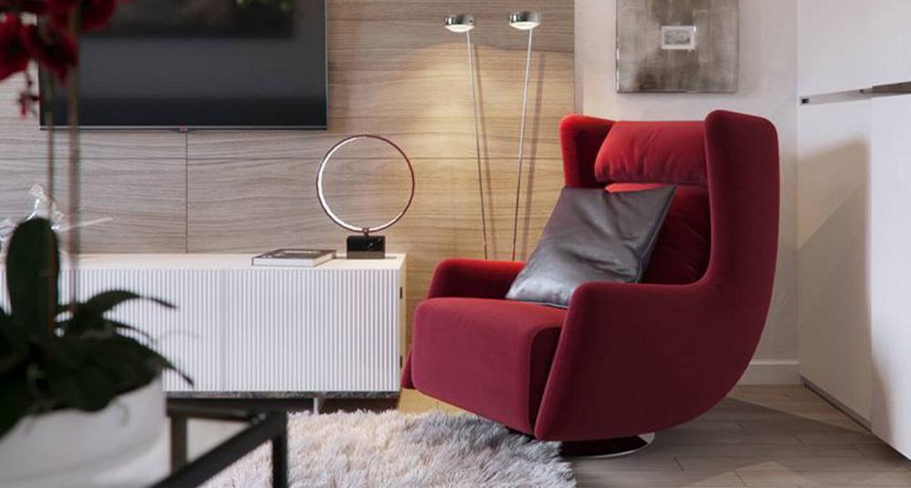 Кресло Tati в интерьере фото 7-1