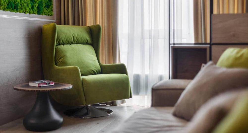 Кресло Tati в интерьере фото 6-2