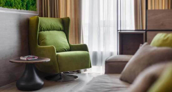 Tati armchair in the interior фото 3-1