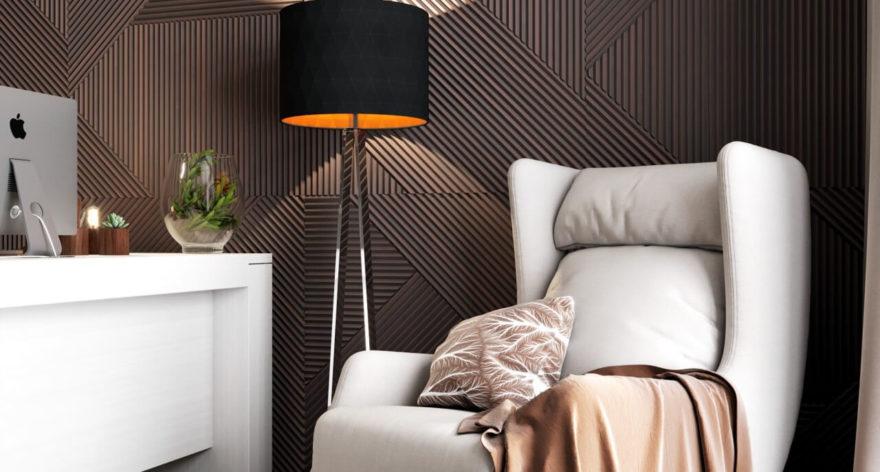 Tati armchair in the interior фото 2