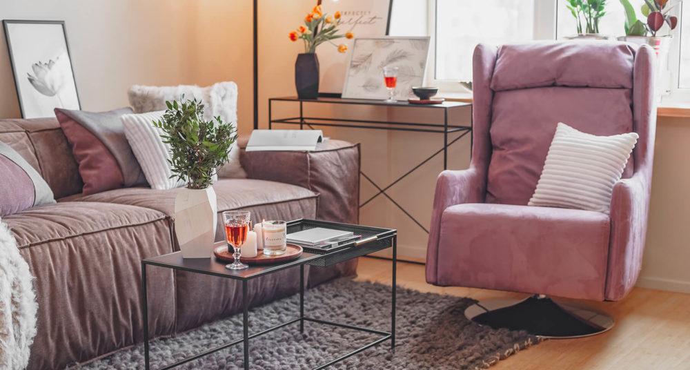 Кресло Tati в интерьере фото 2-2