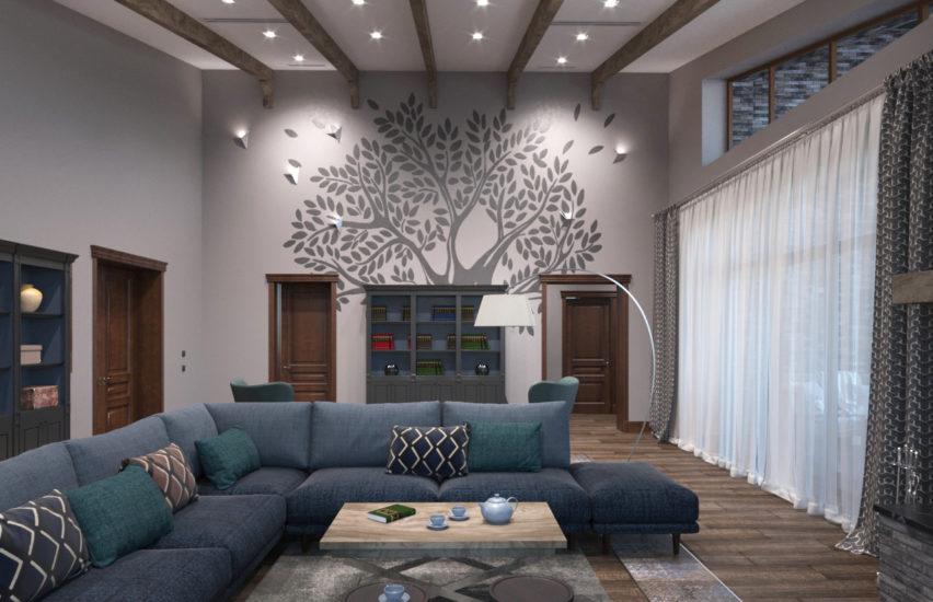 Alfinosa sofa in the interior фото 12