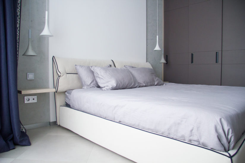 Кровать Limura в интерьере фото 22