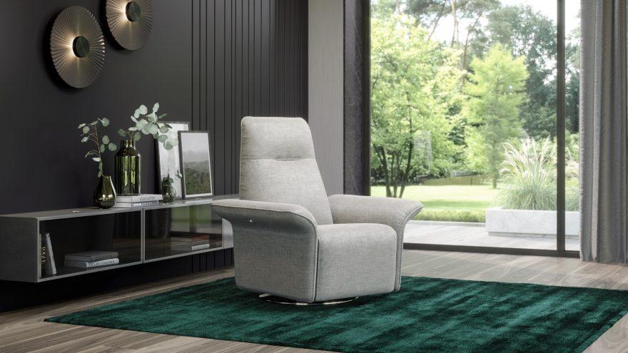 Кресло VOYAGE фото в интерьере