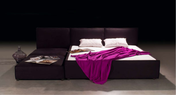Кровать RUBY