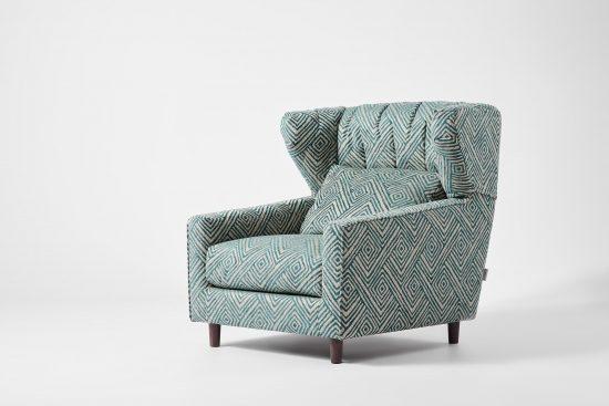 Milton armchair фото 2