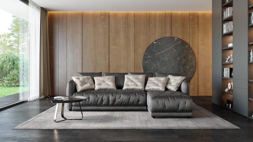 ASTRO sofa фото в интерьере