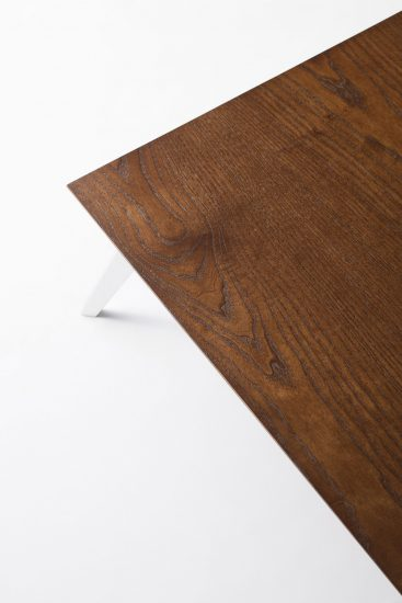 Carre table фото 6