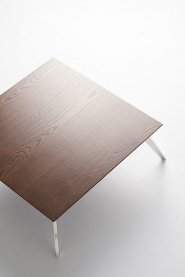 Carre table фото 7